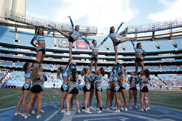 'Cheer Squad': New Freeform Series Will Show What All-Star Cheerleading Is…