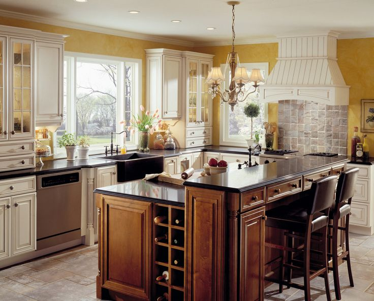 Kitchen Island Kraftmaid 114 best kraftmaid images on pinterest | dream kitchens, kitchen