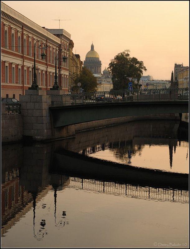 Мойка, Санкт-Петербург
