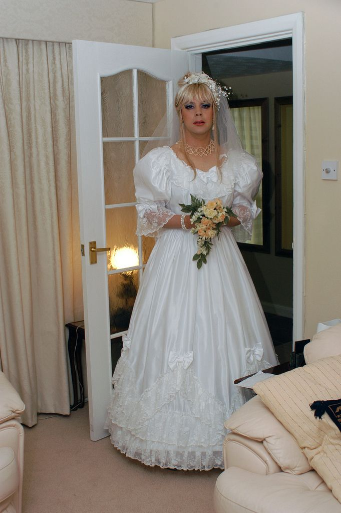 209 best images about transgender brides on pinterest for How to become a wedding dress model