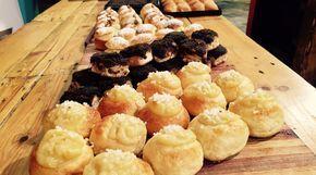 Tortitas negras de amor