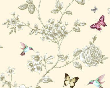 Rose Garden Wallpaper A14601