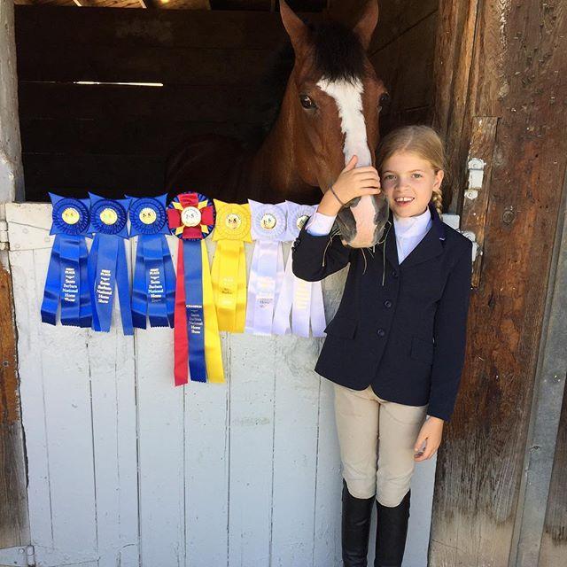 Denise Richards' Champions At Santa Barbara Horse Show - http://site.celebritybabyscoop.com/cbs/2015/07/13/richards-champions-barbara #CharlieSheen, #DeniseRichards, #EloiseRichards, #Horse, #LolaSheen, #SamSheen, #SantaBarbaraHorseShow, #TheGuncles