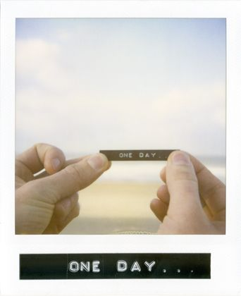 Dymo Label Quote - One Day