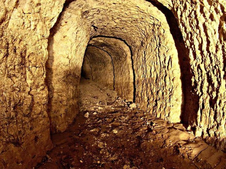Huge network of tunnels discovered under Primark store in Kent