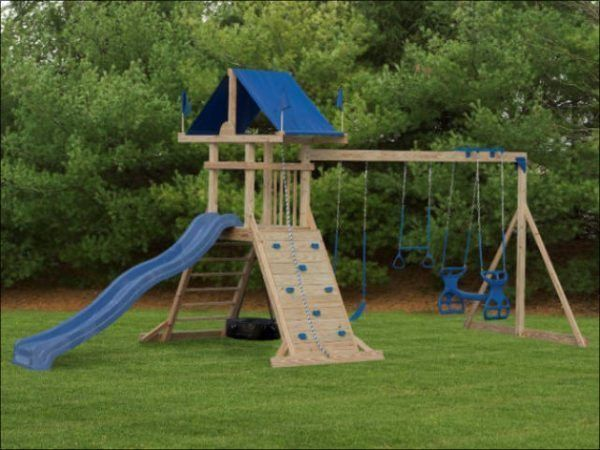 Swing Sets Lancaster, PA | Penn Dutch Structures