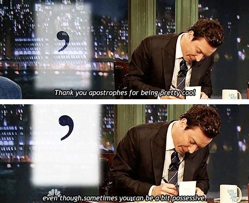 Late Night with Jimmy Fallon - Thank You Notes
