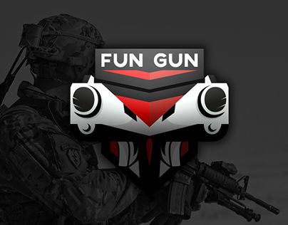 "Check out new work on my @Behance portfolio: ""Fun Gun - shooting club logo"" http://be.net/gallery/34942819/Fun-Gun-shooting-club-logo"