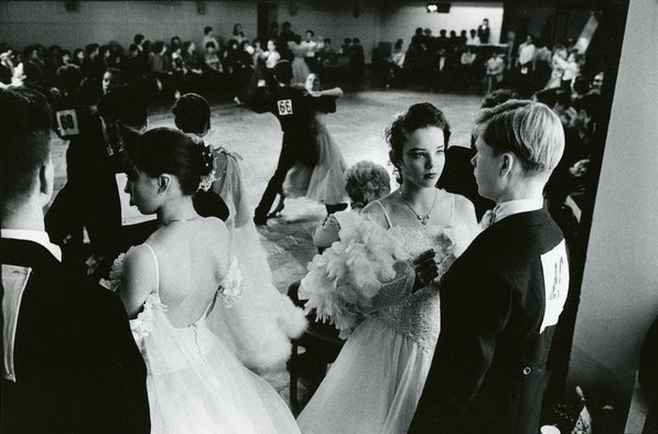 Waltz Competition, Moscow, 1996   Jason Eskenazi