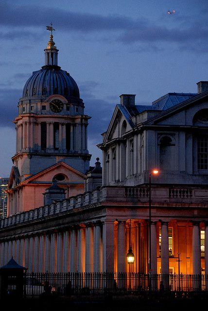 Old Royal Naval Yard, Greenwich, London