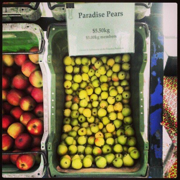 Adelaide Hills Farmers Market Producer - Ashbourne Valley Orchards
