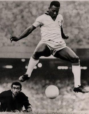 Pele. Beat this in World Cup 2014 Brasil