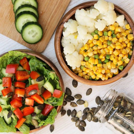 15 Vegan Diet Foods To Eat For Normalizing Metabolism