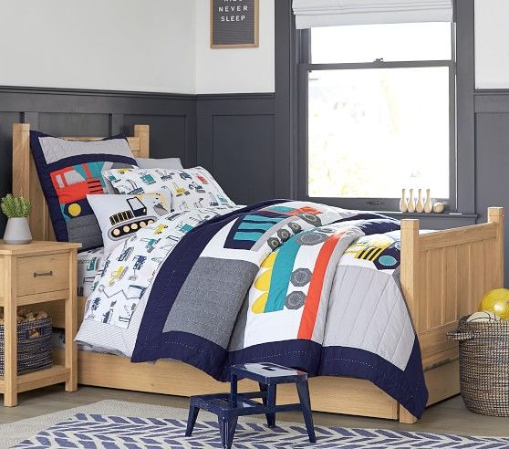 jax construction quilt lanza babies bed twin bunk beds bed rh pinterest com
