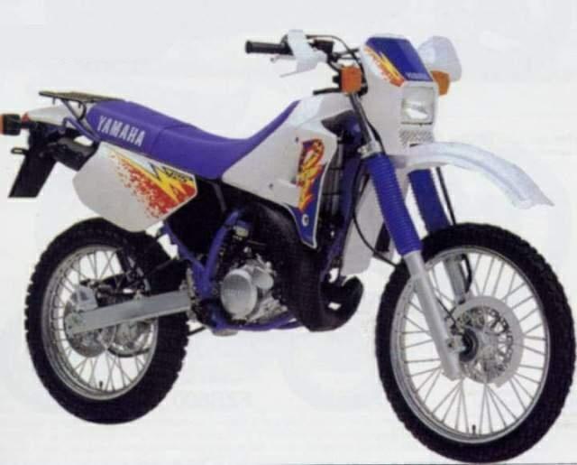 DT 125R, 1993-1995