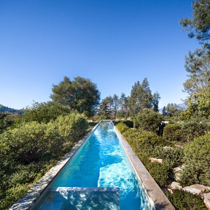 Winner of Best Hardscape Project in 2014 Gardenista Considered Design Awards, Steven Harris Architects Pool   Gardenista