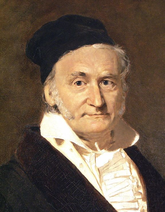 Johann Carl Friedrich Gauss (1777-1855) was a German mathematician who contributed significantly to many fields, including number theory, algebra, statistics, analysis, differential geometry, geodesy, geophysics, mechanics, electrostatics, astronomy, matrix theory, and optics.