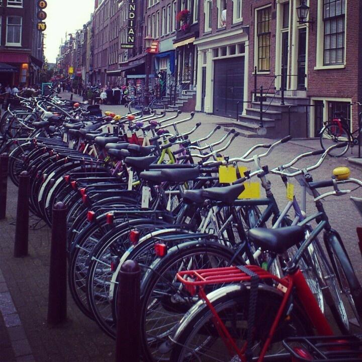 bicis. Amsterdam