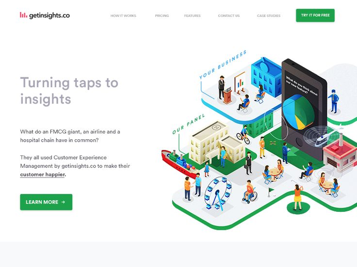 Market Research landing page by Udhaya chandran | Baspixels