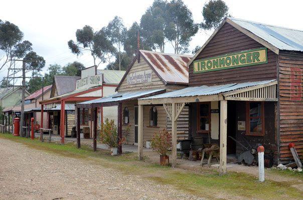 Tailem Town en direction d'Adelaide - CopyRight Trip85.com