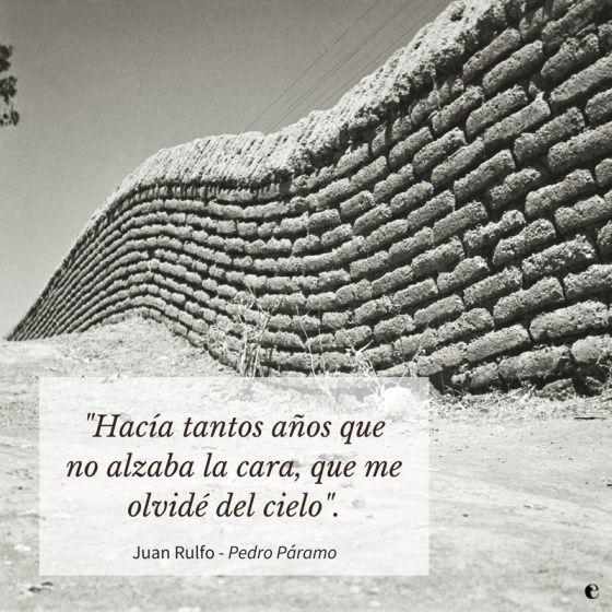 La melancolía de Juan Rulfo en 11 frases de 'Pedro Páramo' y 'El llano en llamas' | Verne México EL PAÍS