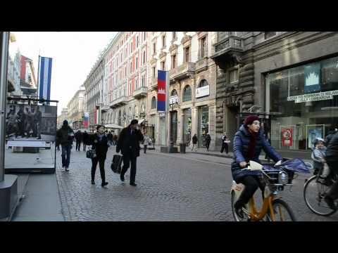 Sustainable mobility  By Movie Design Politecnico di Milano