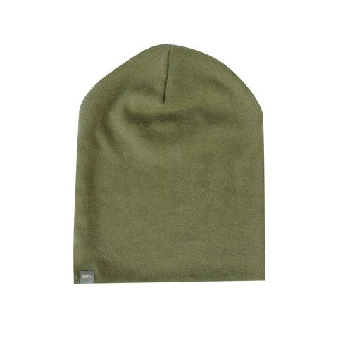 Slouchy Beanie - mini mioche - organic infant clothing and kids clothes - made in Canada