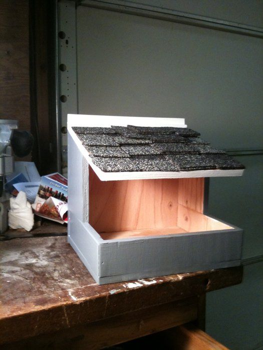 10 best images about bird house on Pinterest   House plans, Robins ...