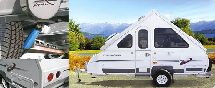 Neat, stylish, sleek and able to be set up within 40 seconds, this camper is one of a kind and available for hire from Albury Wodonga RV World for when you want some quality quality touring and camping around Australia.  This non-canvas camper can be fully set up within 40 seconds. This allows a very compact size to travel with but allows plenty of living room for two, with standard features such as battery pack, L.E.D reading lights, double innerspring mattrtess and hot water system.