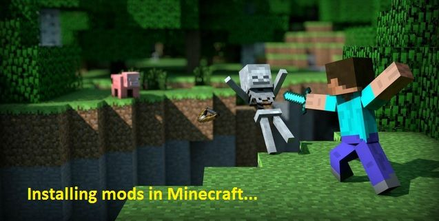 How To Install Mods In Minecraft 1.9/1.8.8/1.7.10
