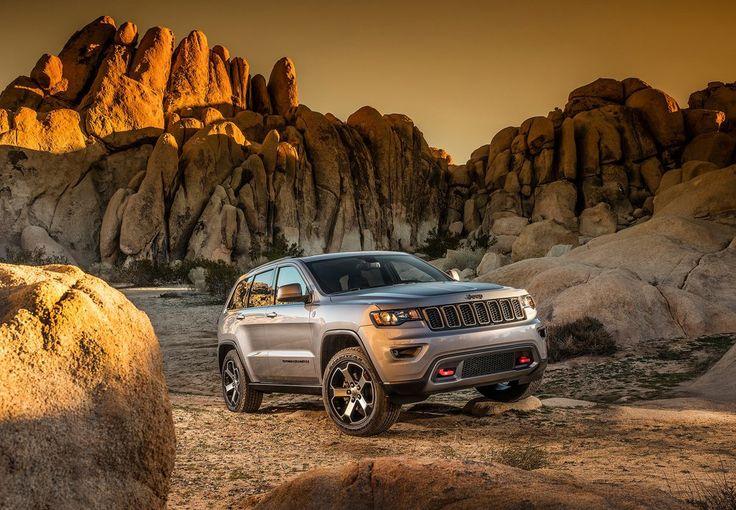 Jeep Grand Cherokee Trailhawk in the future