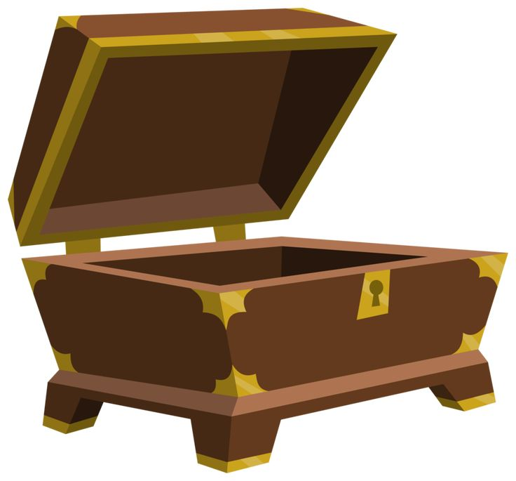 MLP Resource: Chest 01 by ZuTheSkunk.deviantart.com on @DeviantArt