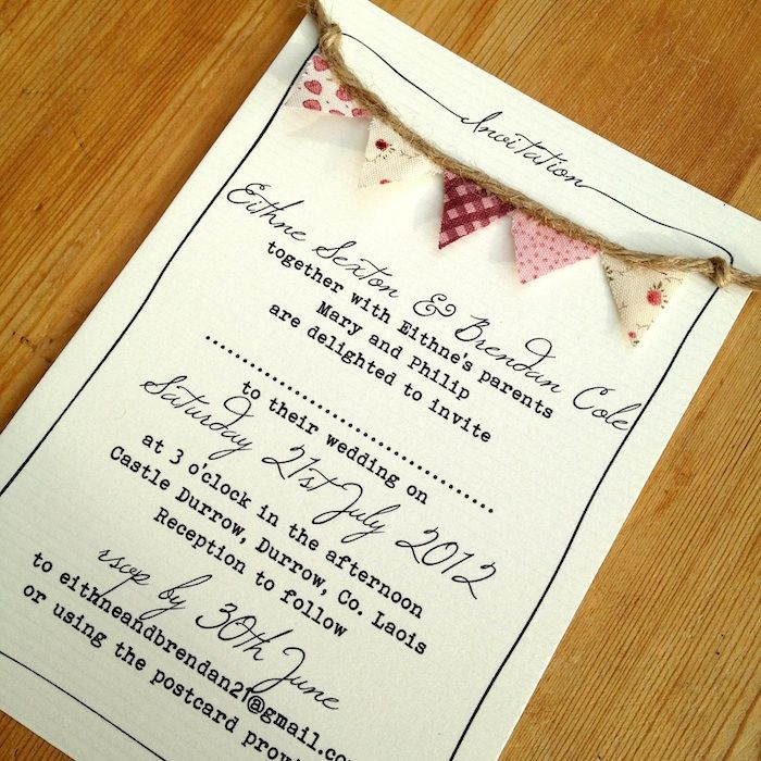 Must be Fete cream ridged with pink bunting - beautiful