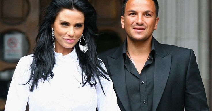 After Katie Price announced new husband Kieran was adopting her son Harvey Peter Andre took to the red carpet with his wife