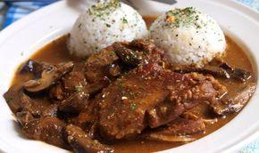 Skvělá volba na nedělní oběd. Podáváme s rýží nebo těstovinami. Dobrou chuť!