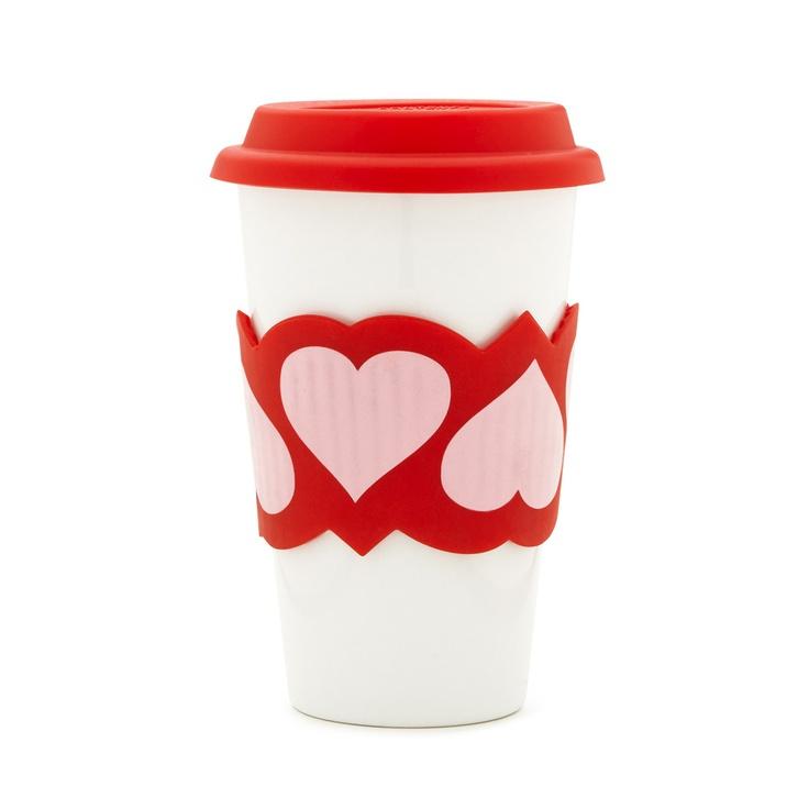 Eco Love Cup, $12.95 #sportsgirl