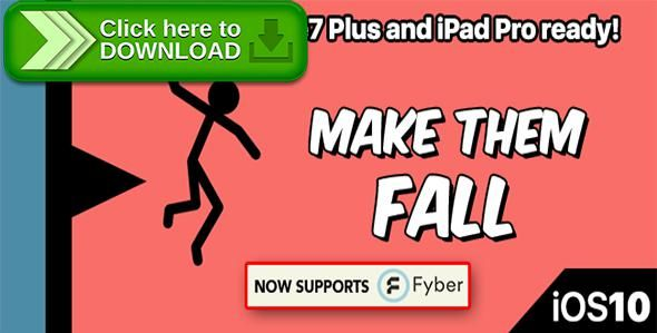 [ThemeForest]Free nulled download Make Them Fall – One Hour Reskin, IOS 10, Swift 3 Ready from http://zippyfile.download/f.php?id=48351 Tags: ecommerce, addicting, admob, app template, best code, cheap, fastest reskin, in app purchases, iOS 10, ipad pro, iphone7, iphone7 plus, level system, no ads, rebeloper, swift3