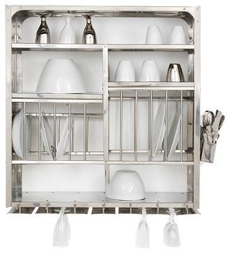 Hanging Dish Rack Products on Houzz To order one for your kitchen contact jain.kush  sc 1 st  Pinterest & 7 best Plate Rack images on Pinterest | Kitchen shelving units ...