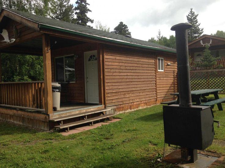 Glacier View RV Park - Cabin 1