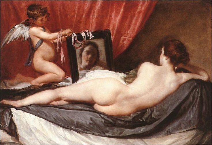 Venus en el espejo- Velazquez