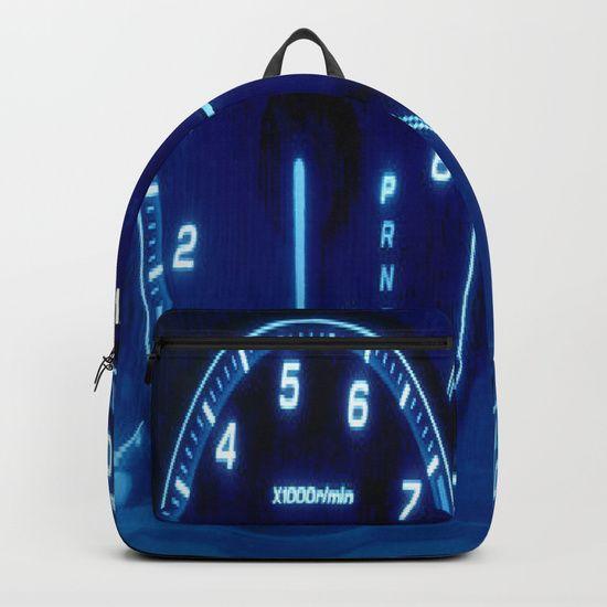 Rev it Up! Backpack