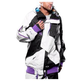 Awesome big mountain skiing jacket