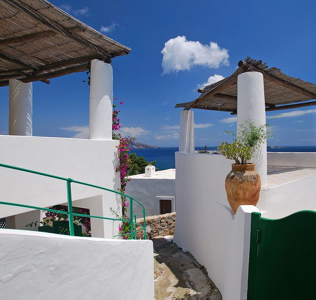 Panarea - Isole Eolie - Sicilia  Eolian Islands  http://www.travelandtransitions.com/our-travel-blog/sicily-2007/