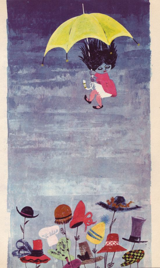 Ančka Gošnik-Godec (1927– ) is a Slovenian children's book illustrator. She is well-known in her country, and she was recently nominated for a Hans Christian Andersen award, but very few of her illustrations have appeared in English-language books.