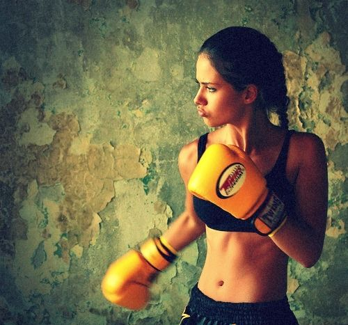 i would really love to try boxing