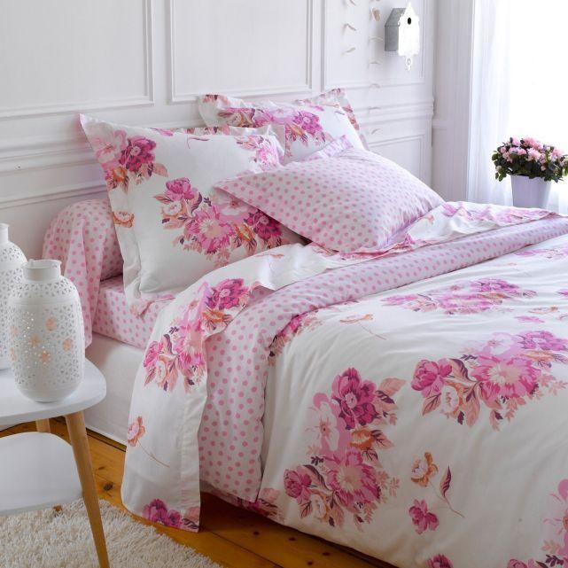 16 best housse de couette images on pinterest comforters for La redoute housse de couette bicolore