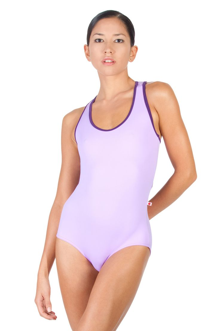 Yumiko Leotard Special In All Black With High Cut