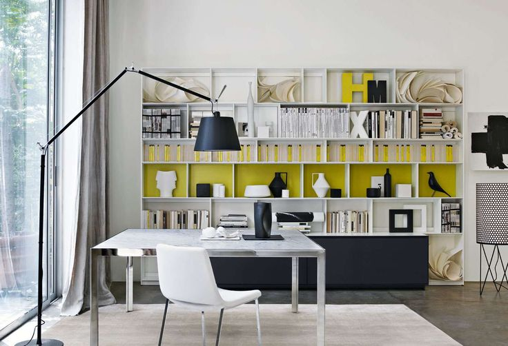 Wallsystem Flat.C - Design of Antonio Citterio. Find