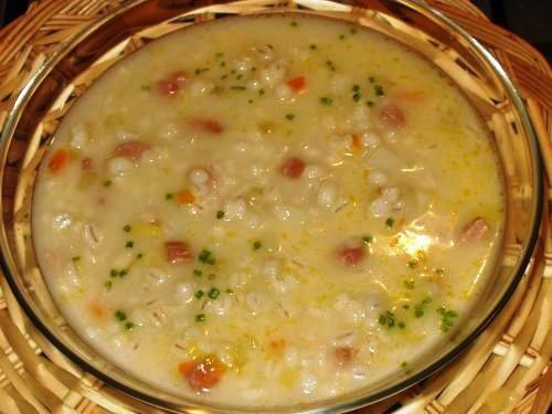 Zuppa d'orzo alla tridentina - La ricetta di Buonissimo