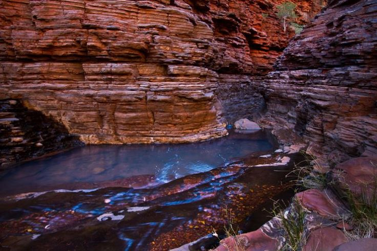 Re-Pin And CLICK The Image For More Pictures and Information on Karijini National Park in Australia  http://www.canuckabroad.com/places/place/karijini-national-park